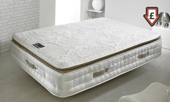 Windsor 3000 Pillow Top Mattress