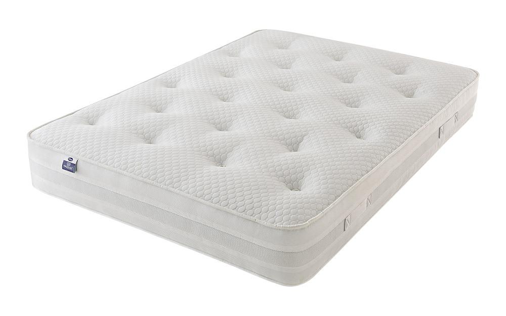 silentnight sofia 1200 mirapocket mattress review